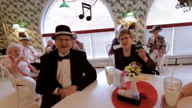 Michael Bublé: These seniors are so effing cute!