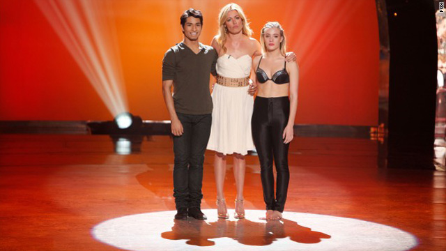 All-stars and the top 10 revealed on &#039;SYTYCD&#039;