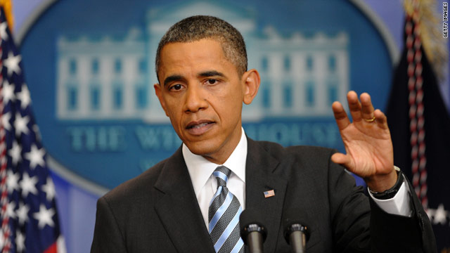 Obama appeals to middle class on debt talks; GOP touts balanced budget