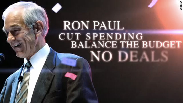 Rep. Ron Paul ad expands its reach