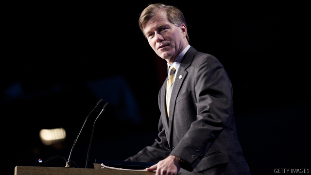Poll: Virginia voters give thumbs-up to McDonnell