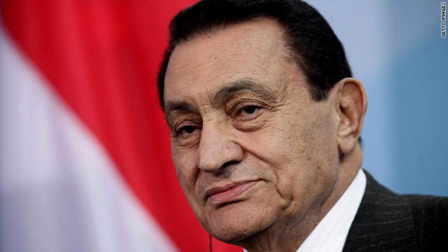 Ex-Egypt leader Hosni Mubarak in coma