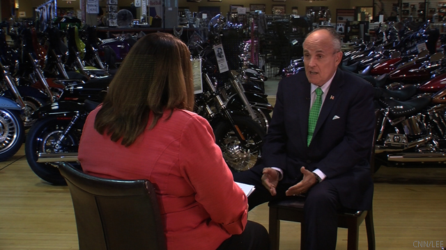 Giuliani to GOP: Stay out of gay marriage