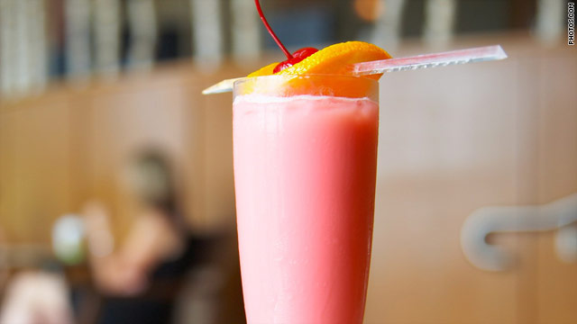 Breakfast buffet: National daiquiri day