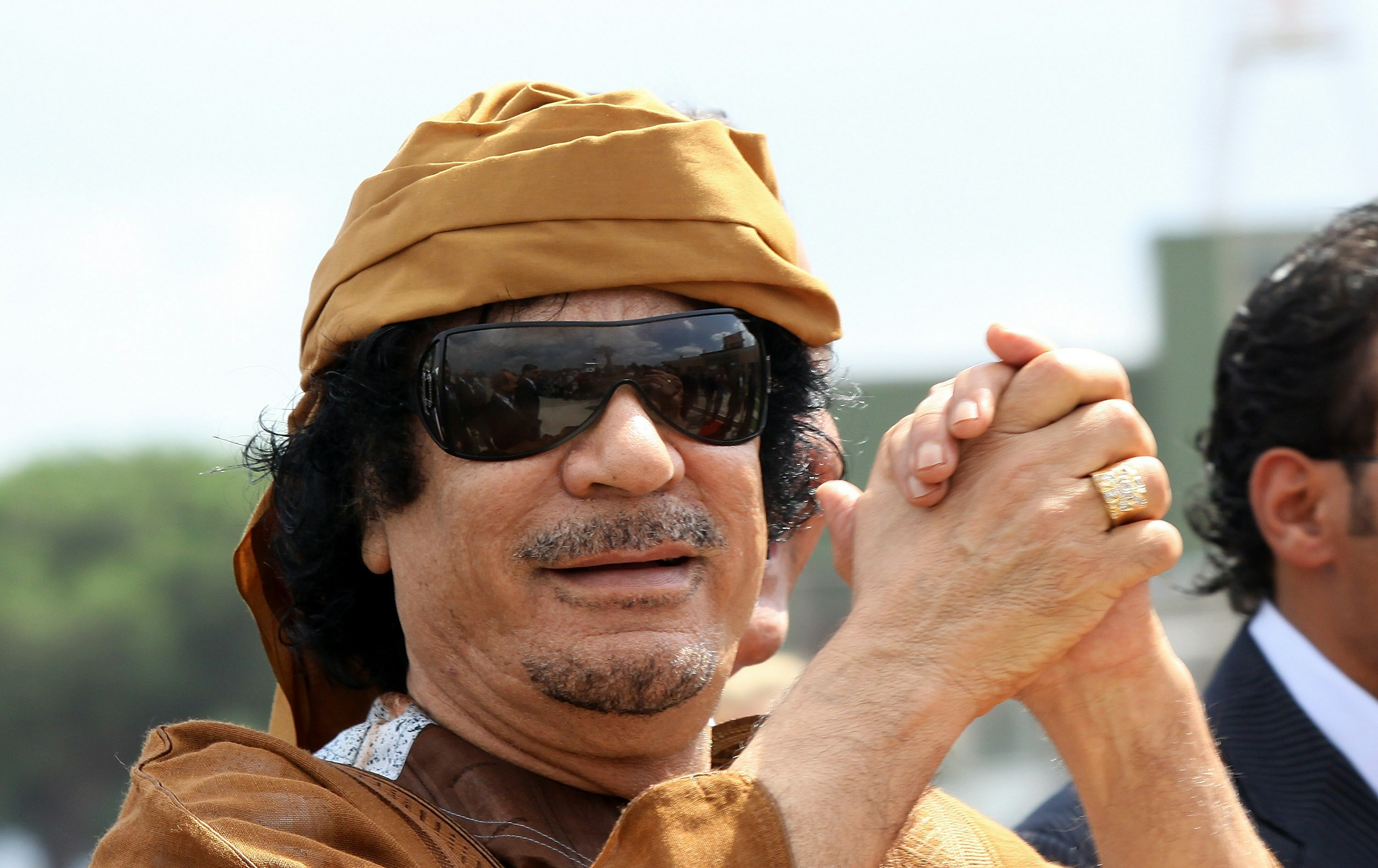 US tells Libyan government: Gadhafi must go