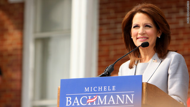 Your take: Michele Bachmann officially leaves her church