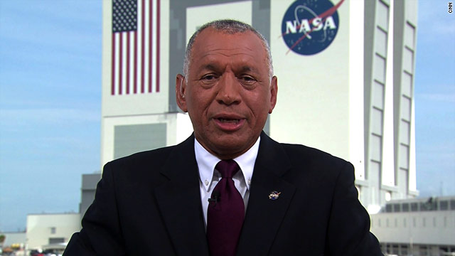 "NASA head: ""This isn't the end for the workforce here"""
