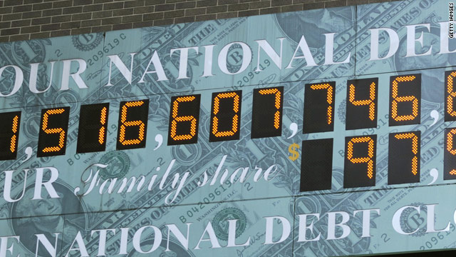 Debt ceiling: 15 days and counting