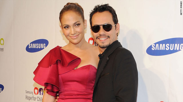 J.Lo and Marc Anthony show still a go