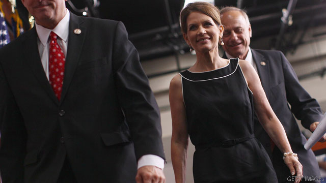 Gay conservative group requests meeting with Bachmann