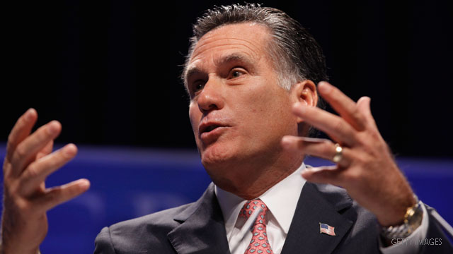 Romney leads new S.C. primary poll