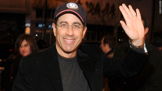 Jerry Seinfeld joins Twitter: 'Am I done yet?'