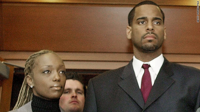 Jayson Williams' wife joins new 'Basketball Wives'