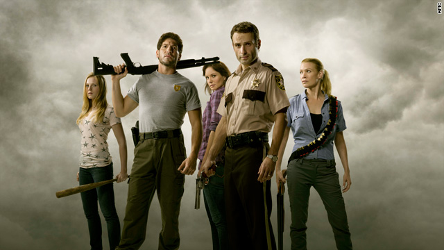 AMC offers first look at 'Walking Dead' season 2