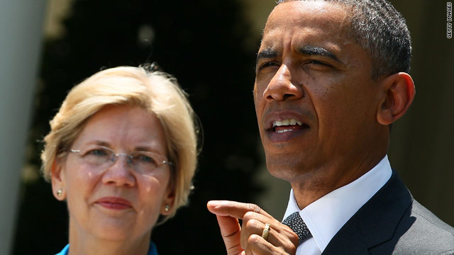 Warren: 'I really don't get it'