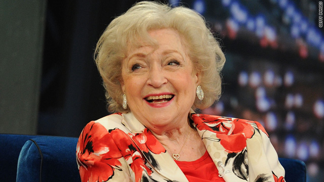 Betty White can't attend Marine Corps ball