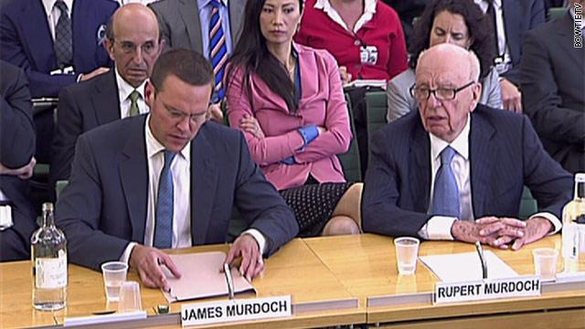 BLITZER'S BLOG: Murdoch's damage control expert