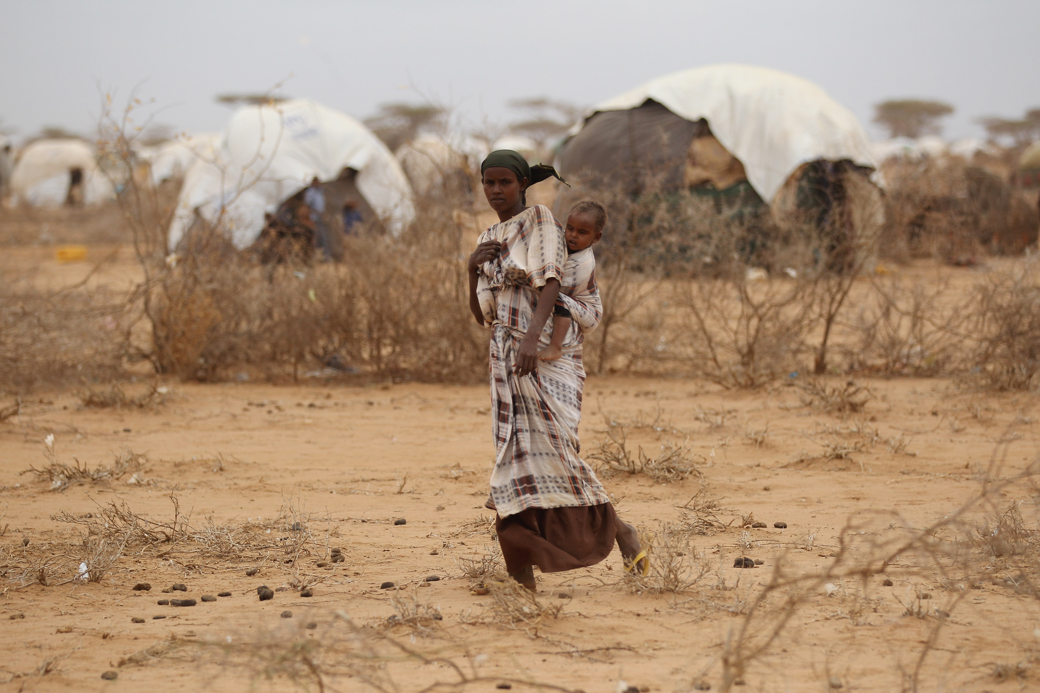 U.S. musters response to 'staggering hunger' in Horn of Africa