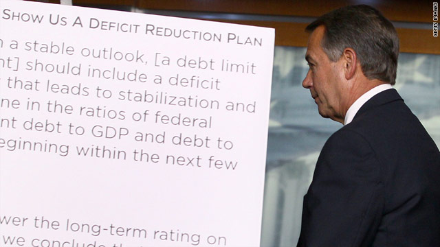Frustration over debt negotiations a forecast for 2012?