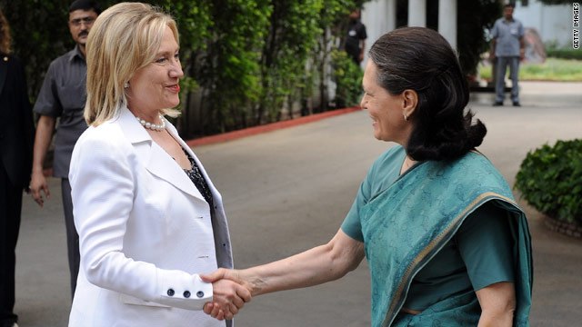 3 things to watch from Hillary Clinton's India tour