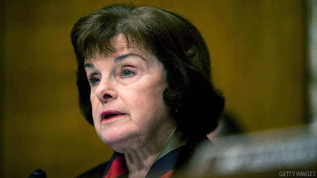 Sen. Feinstein announces plan to repeal federal marriage statute