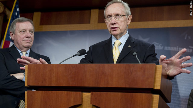 Top Senate Dems say not enough time to pass Gang of Six plan