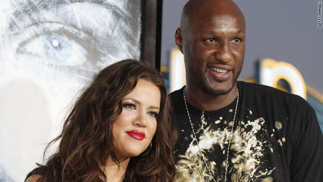 Lamar Odom and Khloe K. offer condolences