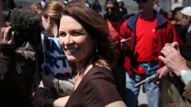Bachmann: I suffer from migraines