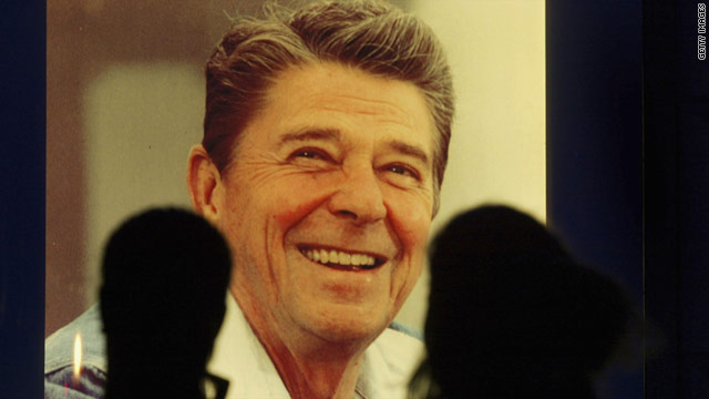 House Democrats say they know what Ronald Reagan would do