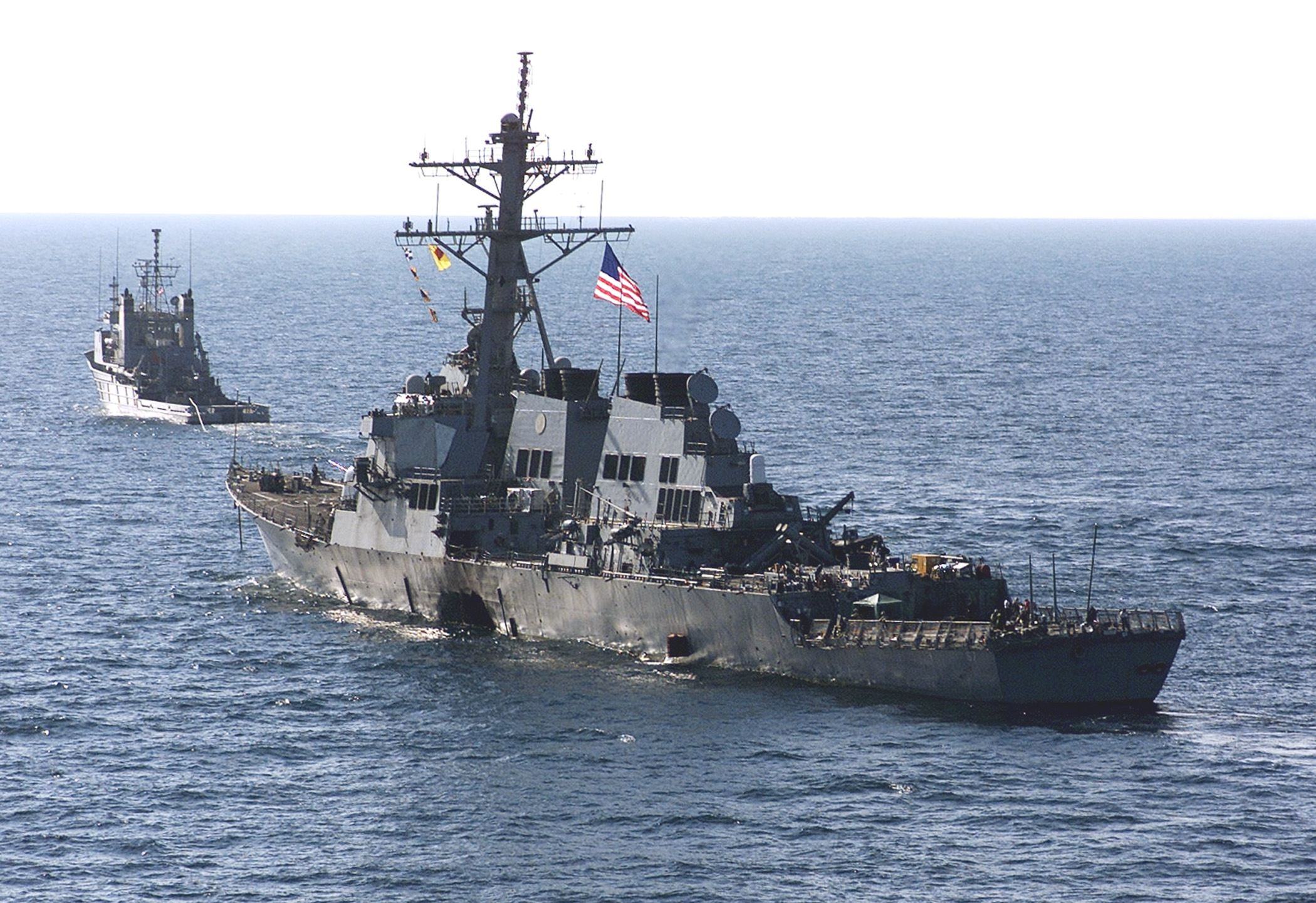 Lawyers for USS Cole bombing suspect ask govt to drop death penalty case