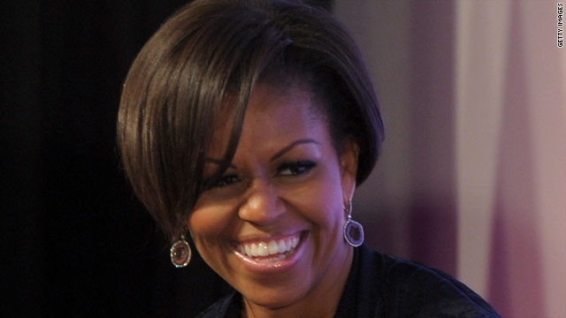 Michelle Obama: I'm in better shape than the president