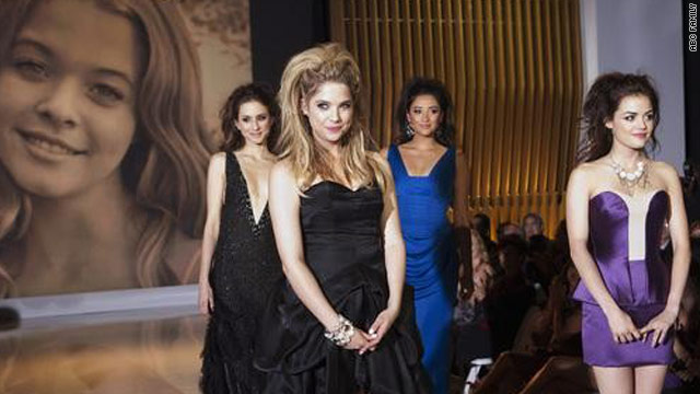 Big drama, big hair on 'Pretty Little Liars'