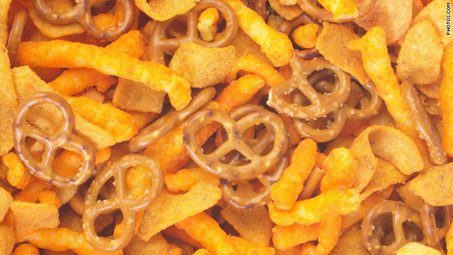 Breakfast buffet: National junk food day