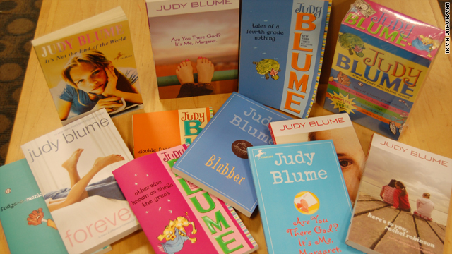 The Throwback: Yes, Judy Blume is on Twitter