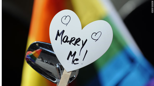 President Obama moves closer to supporting same sex marriage