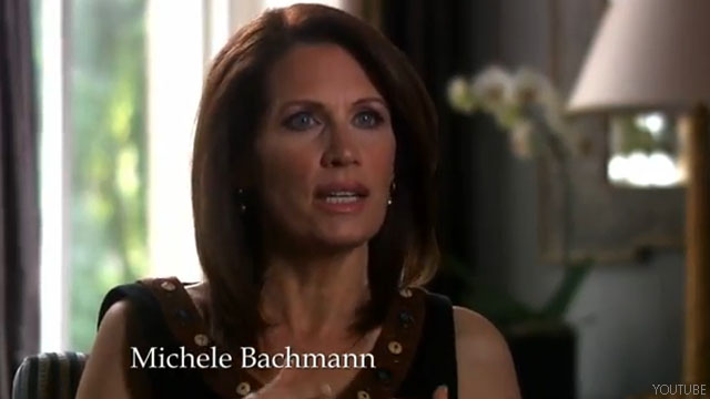 Bachmann ad takes on debt ceiling