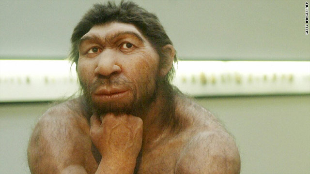 Feeling like a Neanderthal? Here's why