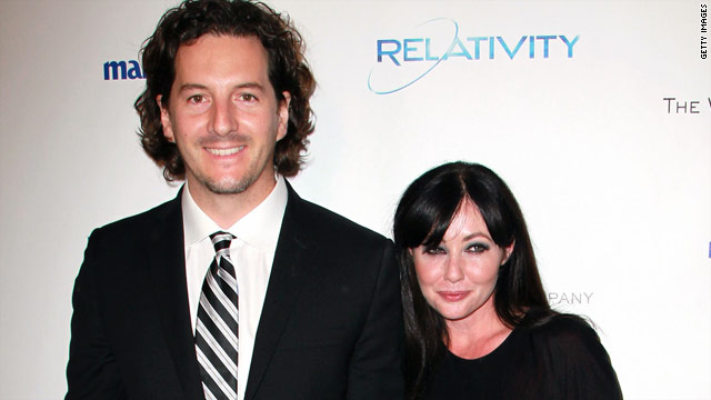 Shannen Doherty's relationship gets a reality show