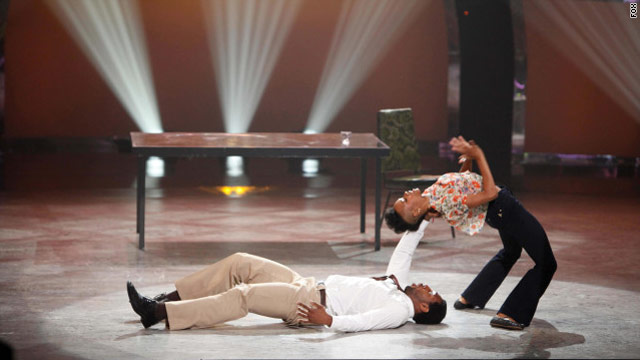 Perfect technique, emotion for 'SYTYCD' top 10