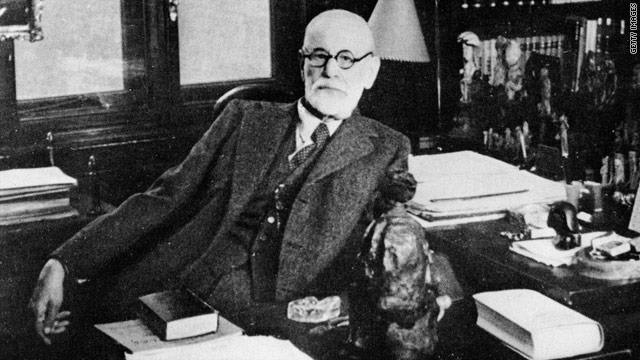 Sigmund Freud's cocaine problem