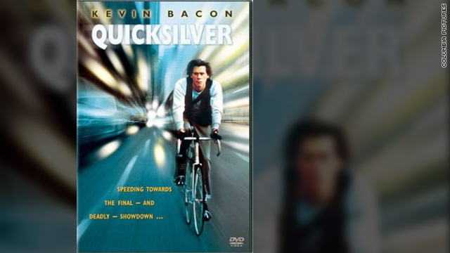 Friday&#039;s Top Five: Bicycle movies