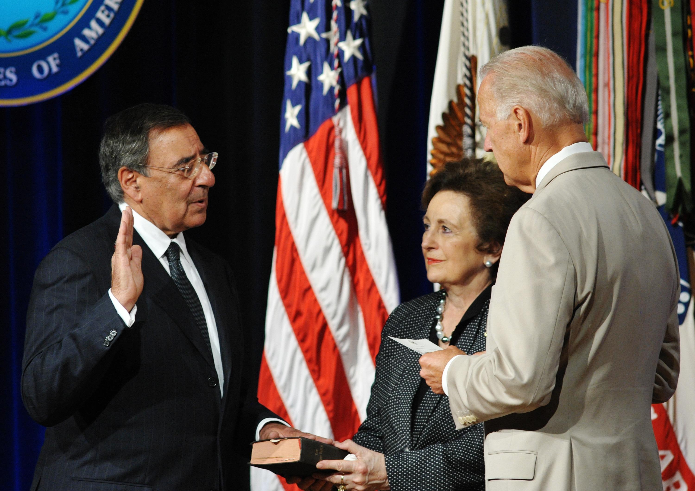 "Defense Secretary tells enemies ""we will not back down"""