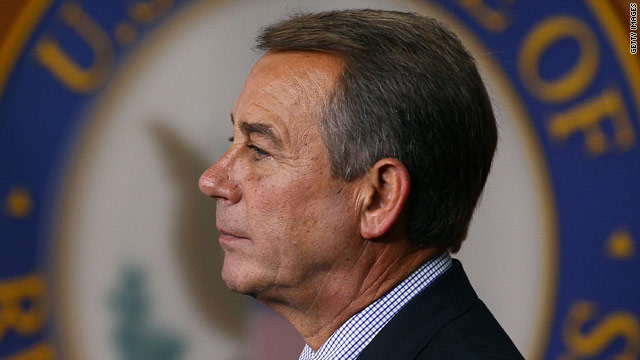 Boehner ends debt talks with President Obama