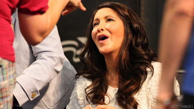 Bristol Palin makes a dancing comeback