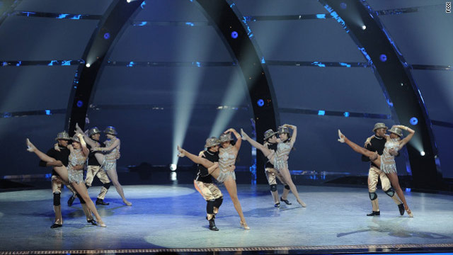 It's down to the phenoms on 'SYTYCD'