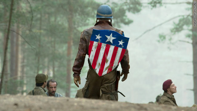 'Captain America' director: Steve Rogers isn't a 'flag-waver'