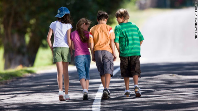 ADHD kids face greater pedestrian risks