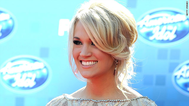 Carrie Underwood leads list of top &#039;American Idols&#039;