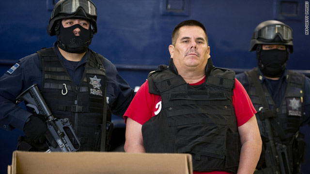DEA nabs nearly 2,000 in cartel crackdown