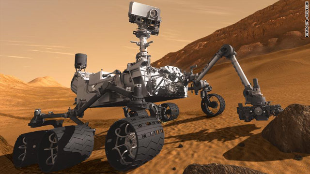 NASA announces next Mars rover's landing site